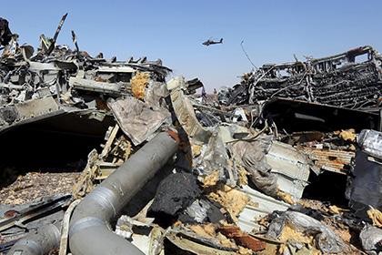 Египетэд оросын А321 нисэх онгоц сүйрсэн шалтгааныг нэрлэжээ