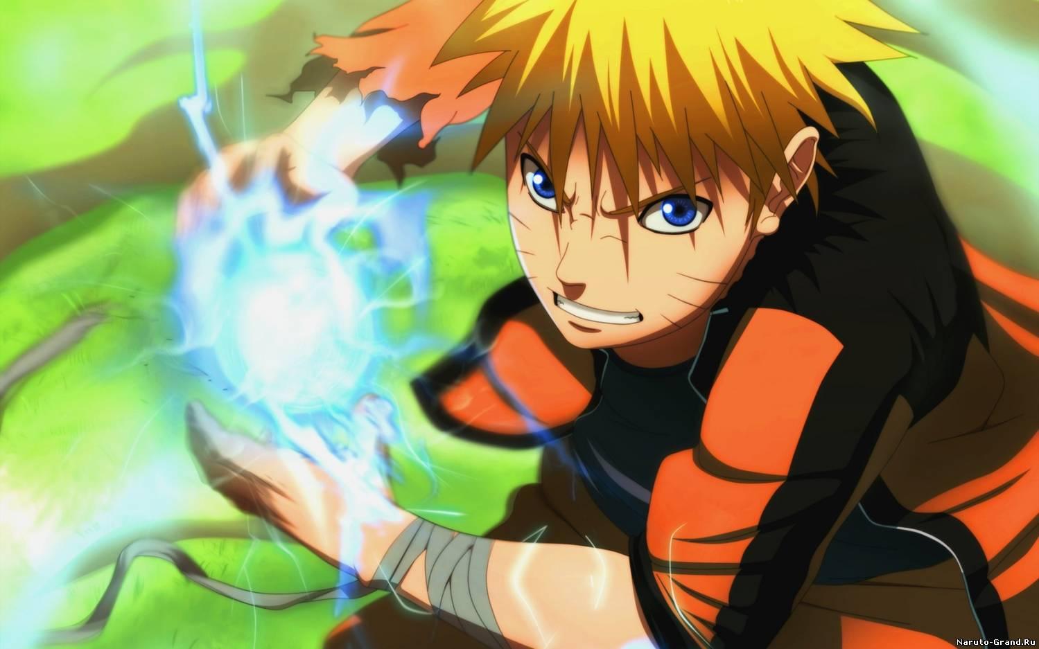 Нарутогийн сүүлчийн кино The Last: Naruto the Movie Өргөө, Тэнгисийн дэлгэцнээ
