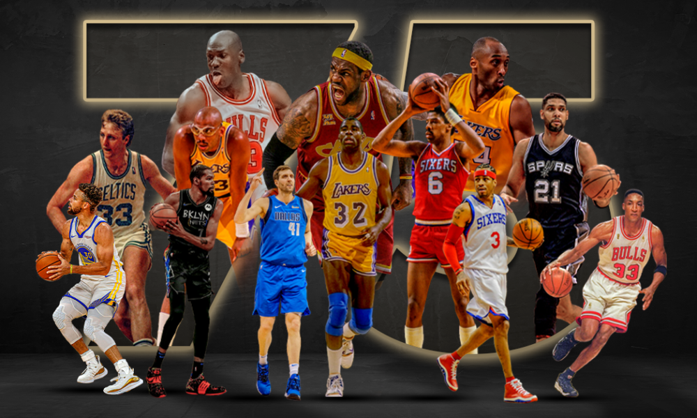 NBA-гийн түүхэн дэх Шилдэг 75 тоглогч