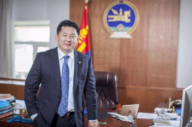 Ноён Бондгорыг Монгол улсын шадар сайд дэмжлээ