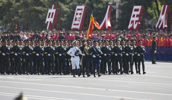 Хятадын ардын чөлөөлөх армийн хуурай замын цэрэг