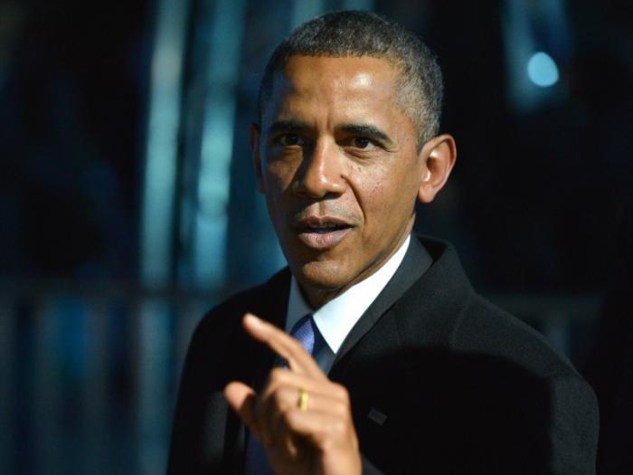 Америкийн фермер эр, Барак Обамагаас 50 сая доллар нэхэмжилжээ