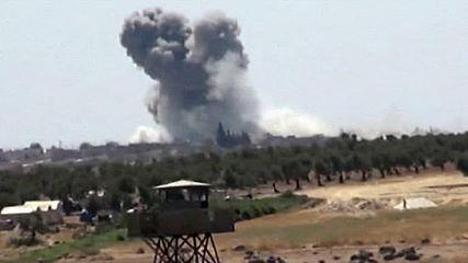 Исламын улс бүлэглэл Сирийн гол хотыг эзлэн авлаа