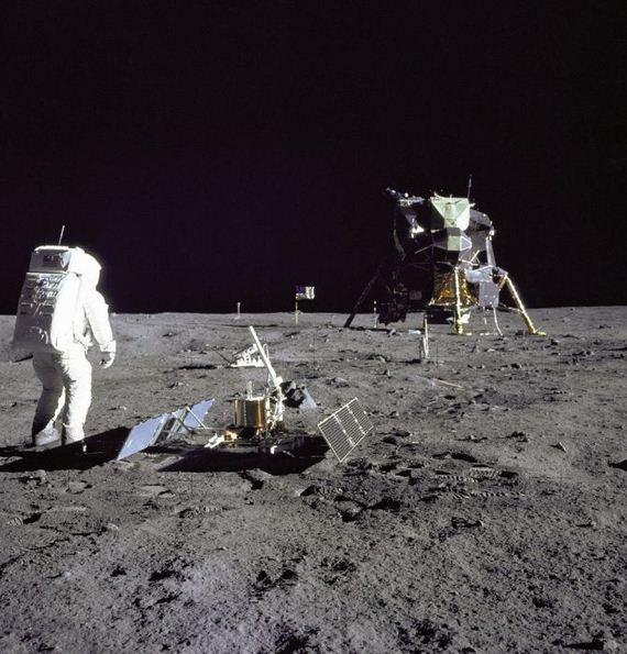НАСА-ийн зургууд...