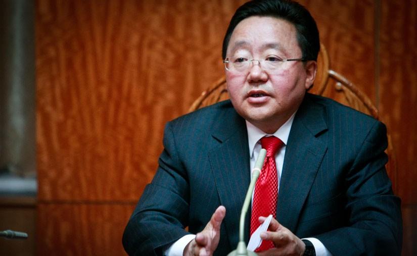 Монгол Улсын Ерөнхийлөгч Ц.Элбэгдорж эх орондоо ирлээ