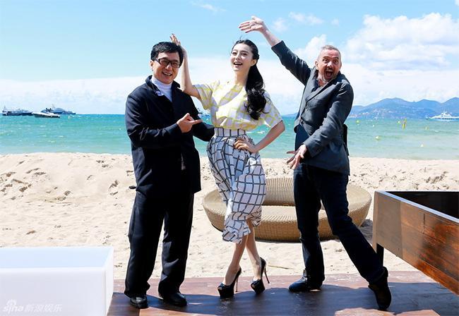 Жэки Чаны шинэ кино маш их амжилт олжээ (видео)