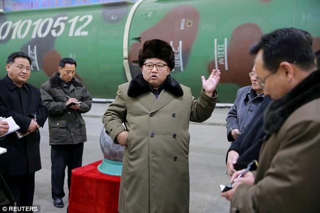 Пхеньян цөмийн туршилтад бэлтгэж байна