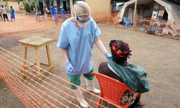 Нигерийн эмч эболагийн халдвар авчээ