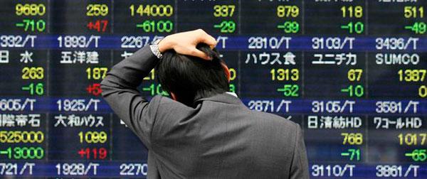 Японы эдийн засаг буурчээ