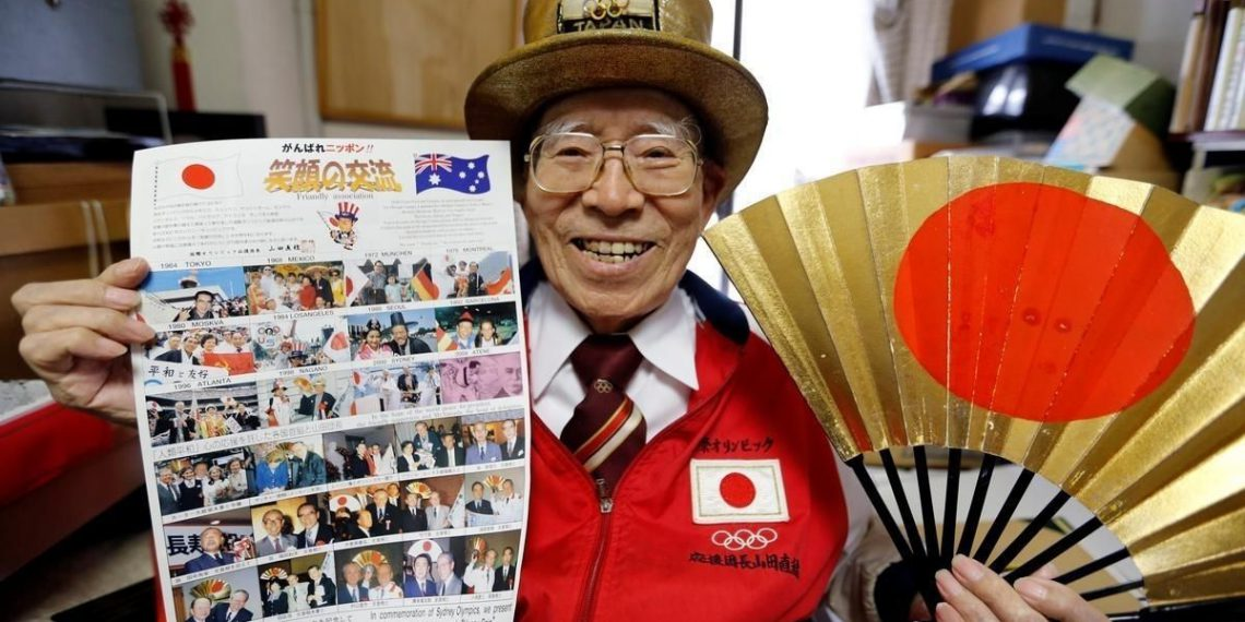 """Японы """"Олимпын өвөө"""" таалал төгслөө"""