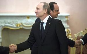 Путин Парисыг зорихоос татгалзав