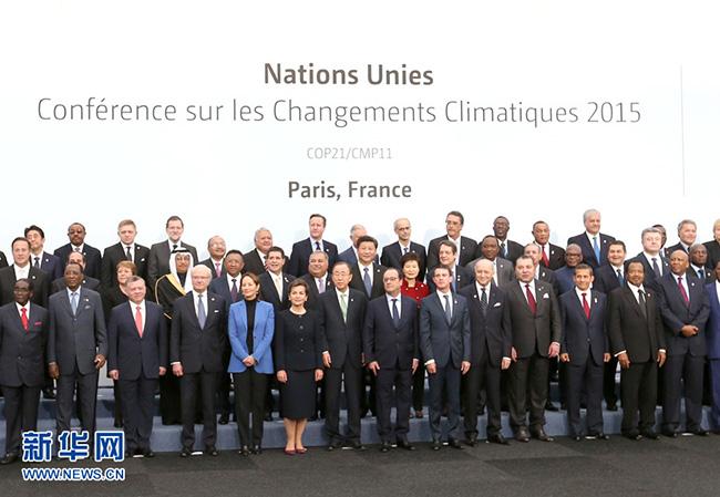 Дэлхийн 175 орны төр, засгийн удирдагч Парисын хэлэлцээрт гарын үсэг зурлаа