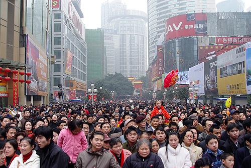 Хятадын түр оршин суугчдын тоо 247 саяд хүрчээ