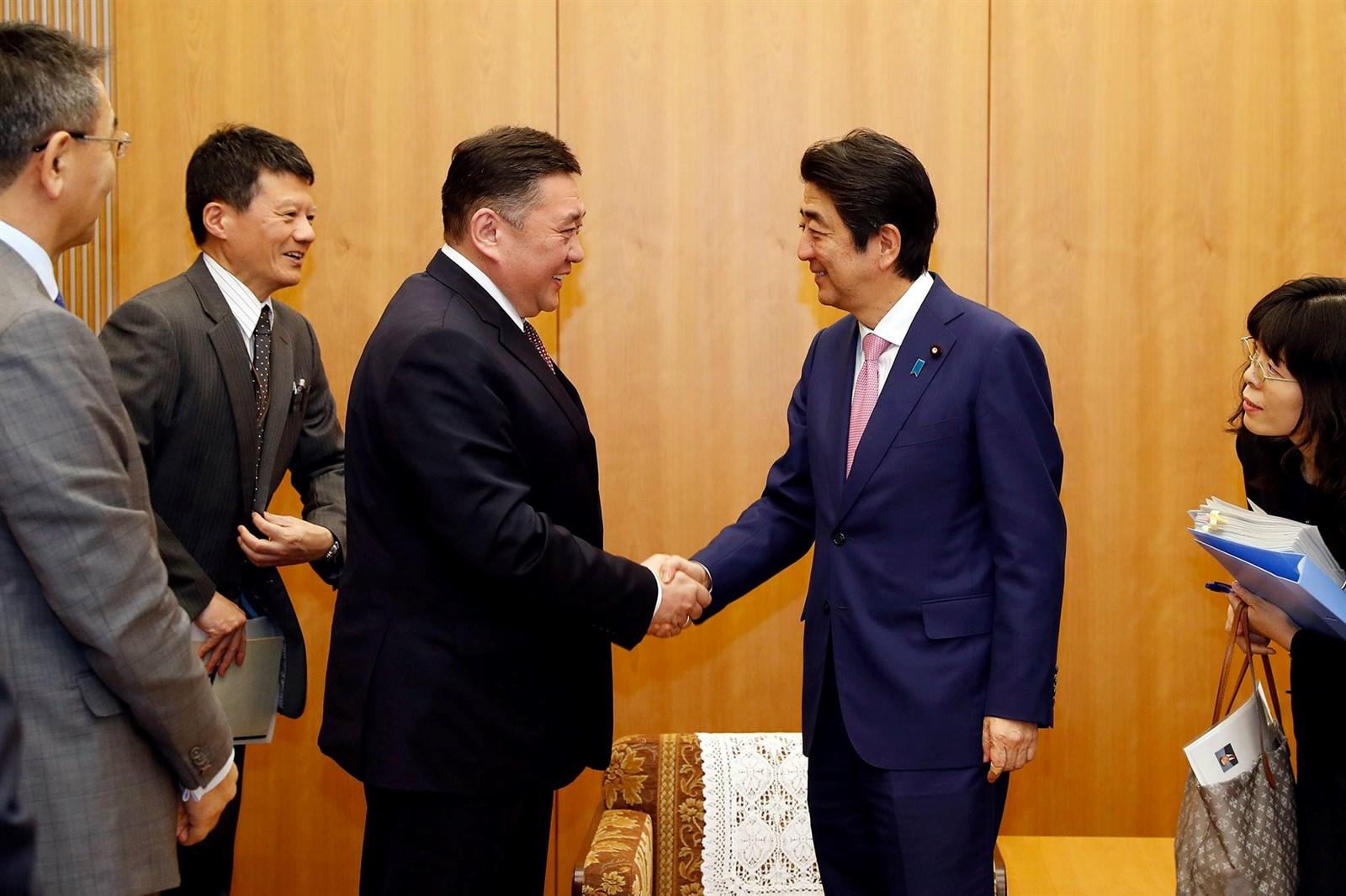 Япон Улс 850 сая ам.долларын нэн хөнгөлөлттэй зээл олгоно