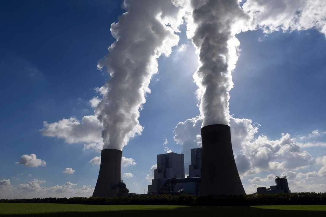Герман улс хүрэн нүүрснээс татгалзах төлөвлөгөөгөө зарлалаа