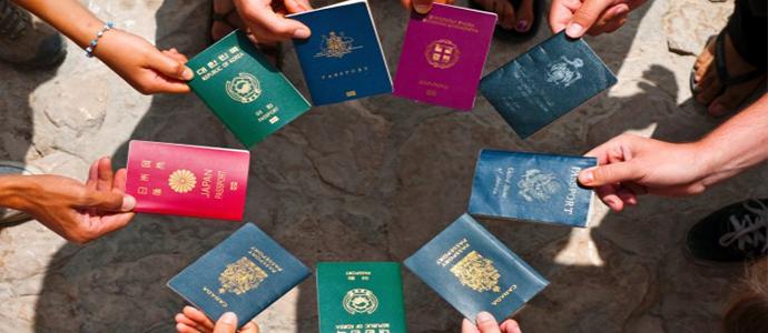 Паспортын өнгө юуг илэрхийлдэг вэ?