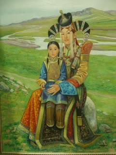 Хүүхдэд нэр өгөх монгол ёс
