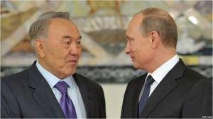 """Путин """"Казахстан улс байгаагүй"""""""