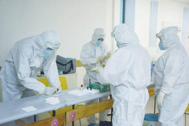 ЭМЯ: 3234 хүнээс халдвар илэрч, 8 хүн нас баржээ