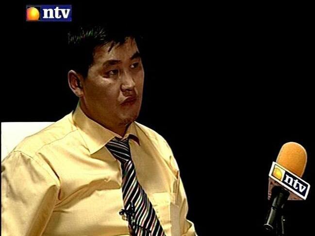 NTV телевизийн сэтгүүлчийн аминд халдахыг завпжээ