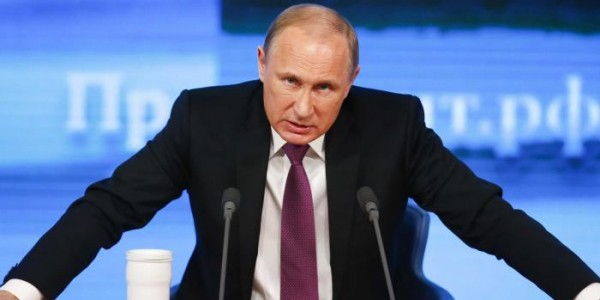 В.Путин: Оросыг хэн ч сүрдүүлж, ганцаардуулж чадахгүй