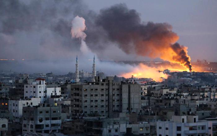 Израиль гал зогсоох хугацааг сунгахыг зөвшөөрөв
