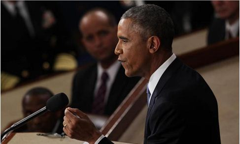 """Барак Обама: Орос улс тусгаарлагдсан бөгөөд эдийн засаг нь """"салбайж сэмэрсэн"""""""