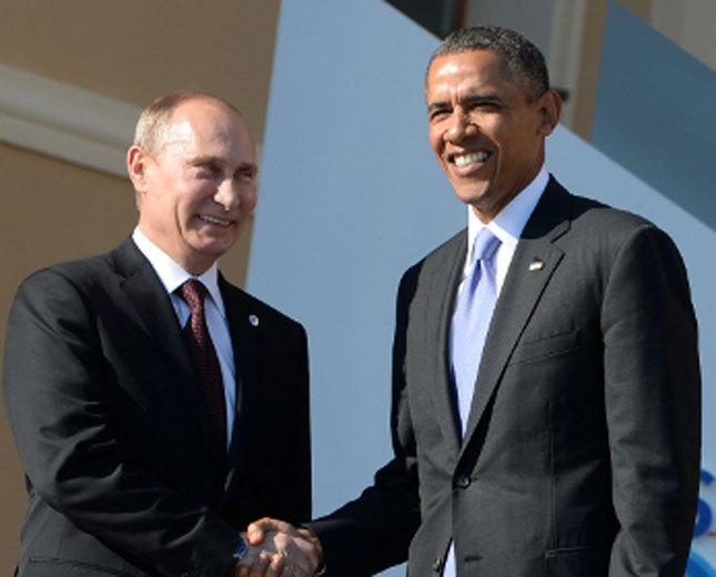 В.Путин, Б.Обама нар өнөөдөр уулзана
