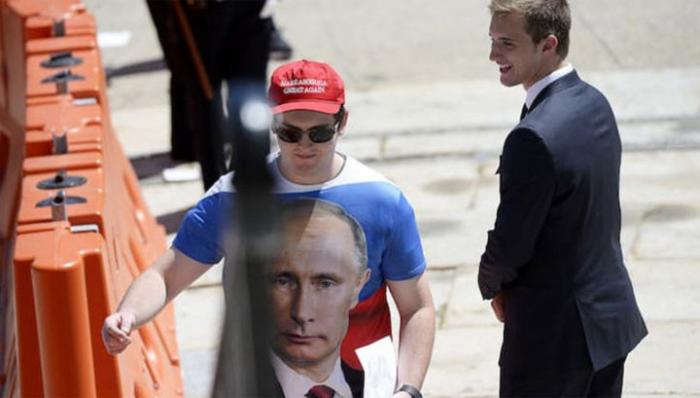 Gallup: Америкчуудын Орос, Путинд хандах хандлага дээрджээ