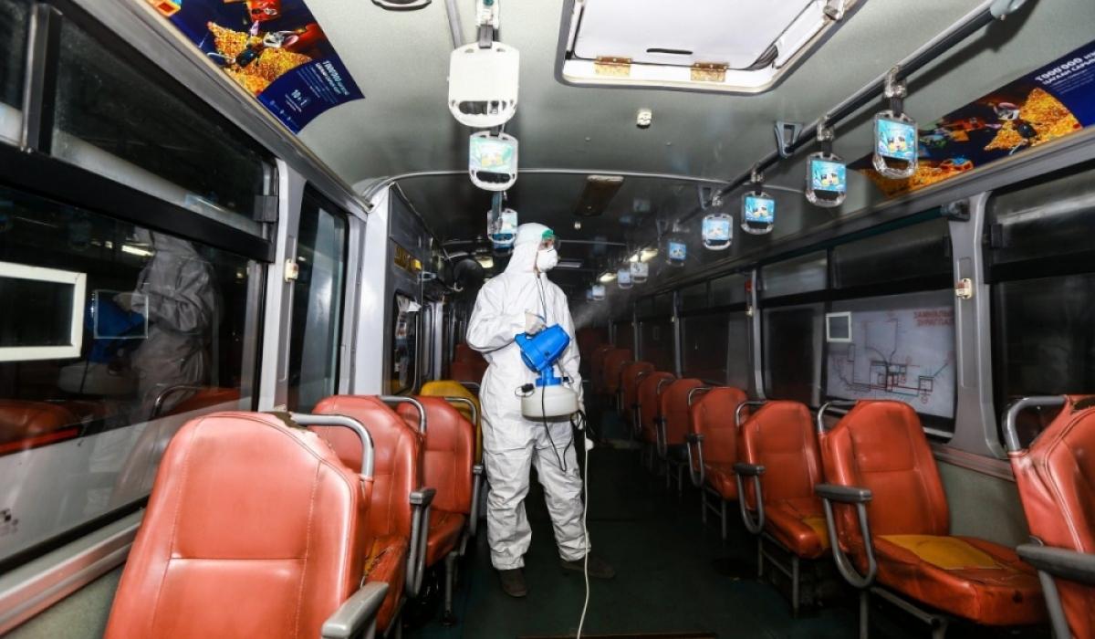 Ариутгал, халдваргүйжүүлэлт хийгээгүй автобус компаниудад хариуцлага тооцно