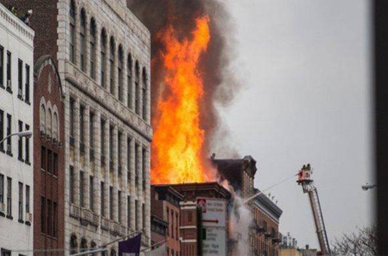 Нью-Йоркод болсон дэлбэрэлтийг гар аргаар хийсэн бөмбөгөөр үйлдсэн байж болзошгүй