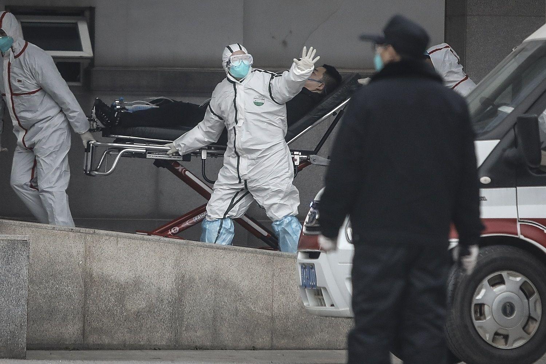 Хятадад нийт 1,716 эмч, сувилагч коронавирусийн халдвар авчээ