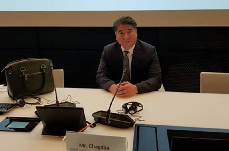 Олон Улсын Эрүүгийн шүүхэд Монгол Улсаас нэр дэвшлээ