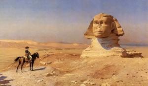 Египетийн Сфинксийн нууц