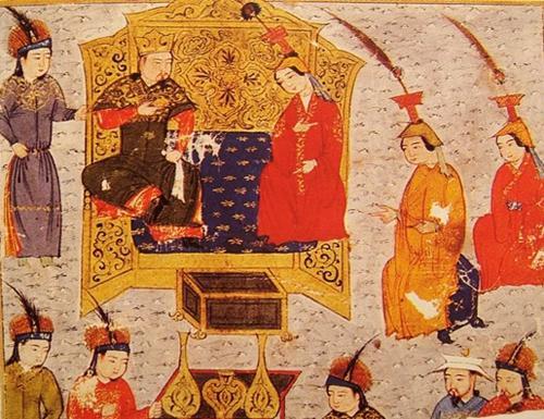 Монголчуудын цээрлэх ёсон