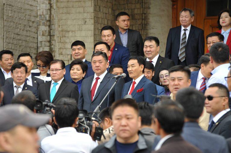 Н.Багабанди: Монгол Улсынхаа тусгаар тогтнол, Үндэсний аюулгүй байдлыг нүдний цөцгий мэт сахин хамгаалаарай
