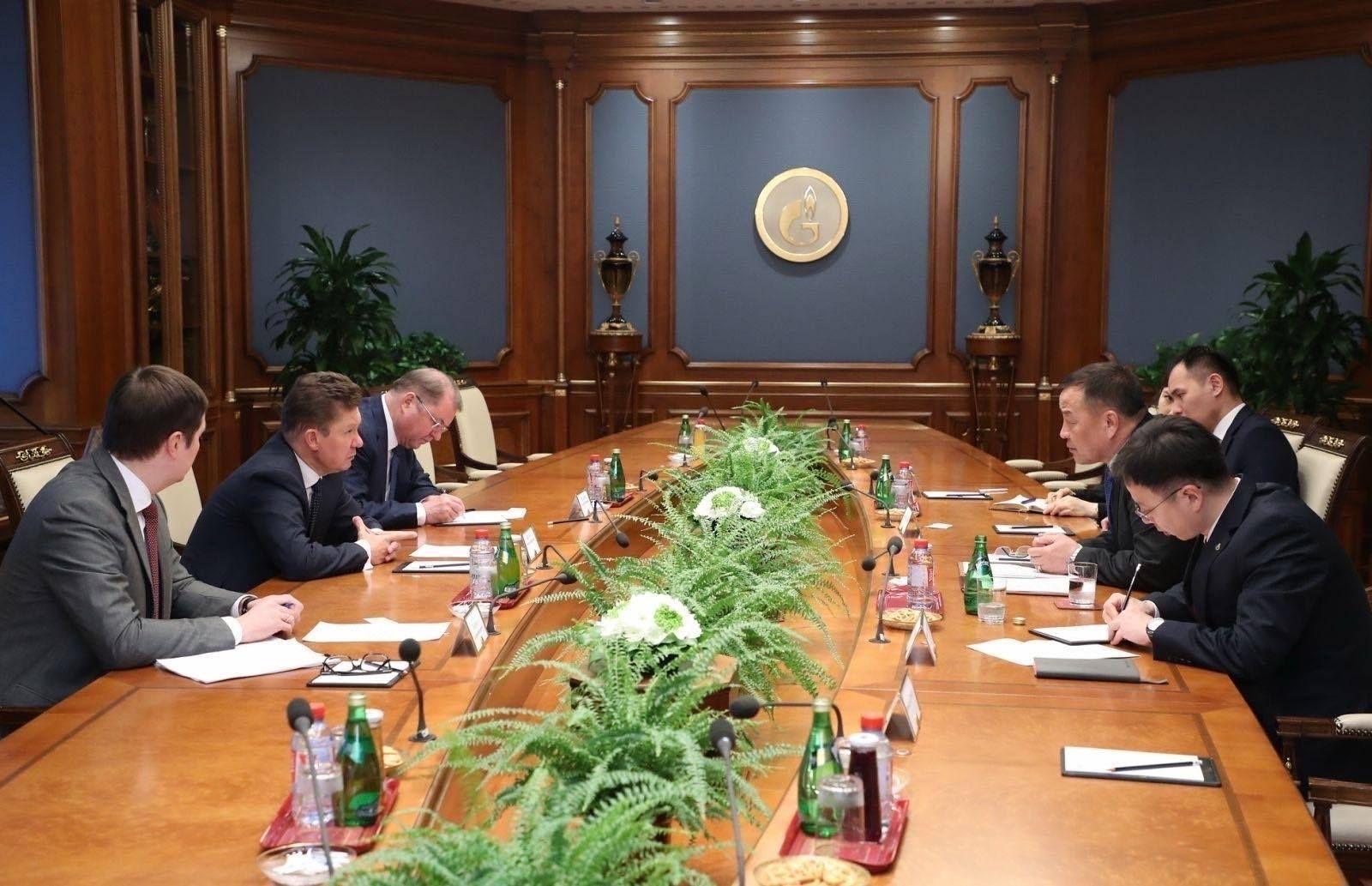 Хийн хоолойг Монголоор дамжуулах ТЭЗҮ-ийг боловсруулах Оросын талын ажлын хэсэг байгуулагджээ