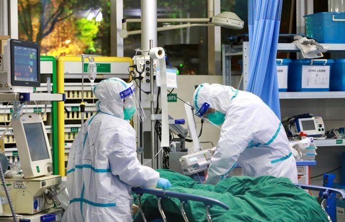 COVID-19: Хубэйд вирусийн улмаас нас барсан хүний тоо 2144 болжээ