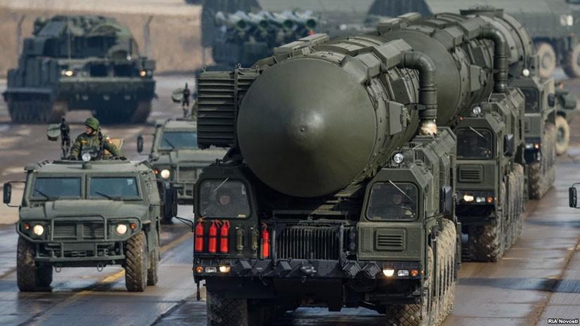 ОХУ цөмийн зэвсгийн талаар Вашингтонтой санал зөрөв