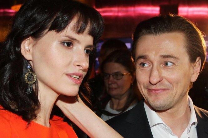 Сергей Безруков тав дахь хүүхдээ хүлээж байна