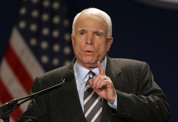 """Джон Маккейн: -""""В.Путинээс аюул ирнэ. Болгоомжлох хэрэгтэй"""""""