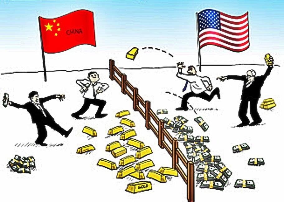 China Times: Хятад Америк долларыг унагахад бэлтгэж байна