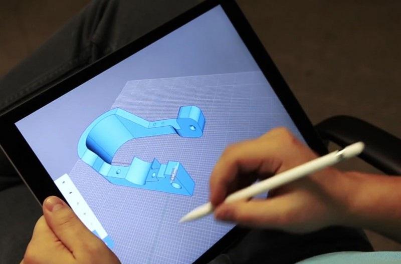 3D үзгийг зохион бүтээжээ
