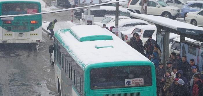Сар шинийн баярын өдрүүдэд нийт 644 автобус үйлчилгээ үзүүлнэ