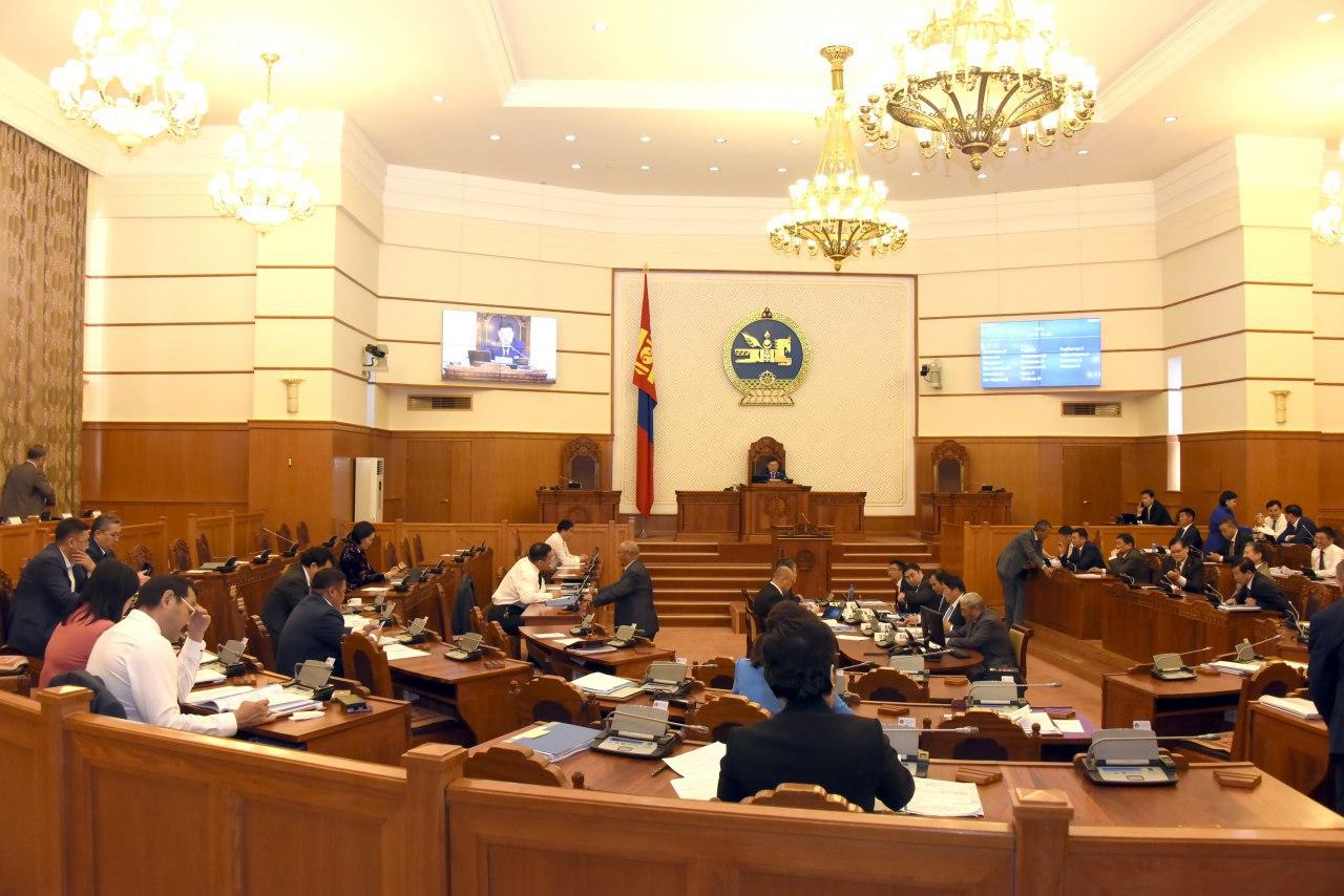 Монгол Улсын Үндсэн хуульд оруулах нэмэлт, өөрчлөлтийн төслийг хэлэлцэхийг 98.4 хувийн саналаар дэмжлээ