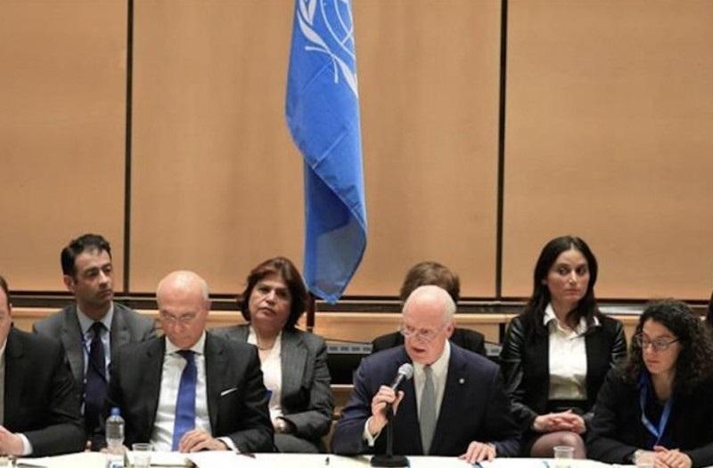 Сири хоорондын яриа хэлэлцээний сүүлийн шатны уулзалт Женев хотноо эхэллээ