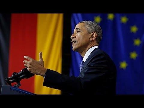 Б.Обама батлан хамгаалахын төсвөө нэмэхийг Европын орнуудад уриаллаа