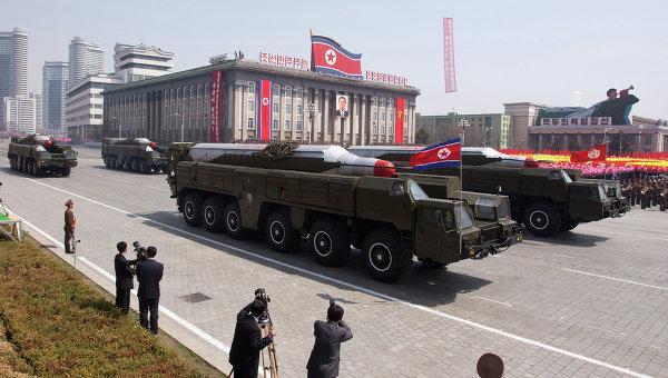 Умард Солонгос баллистик пуужин туршихгүй байх болзол тавилаа