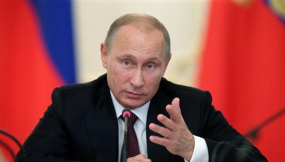 В.Путин: Алан хядагчид химийн зэвсэг ашигладаг нь тодорхой