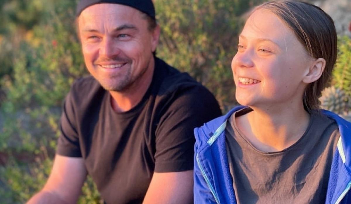 Грета Тунберг жүжигчин Леонардо ДиКаприотой хамтран ажиллана